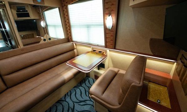 Calypso entertainer coach rental