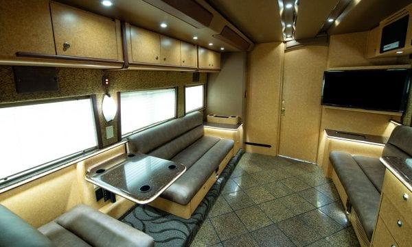 Enterprise entertainer bus