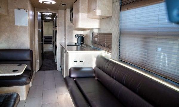 Maverick tour bus rental