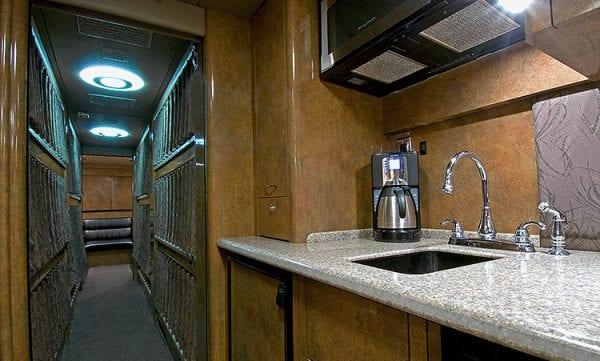 Sidney entertainer coach kitchen