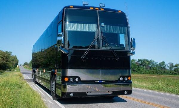 entertainer tour bus