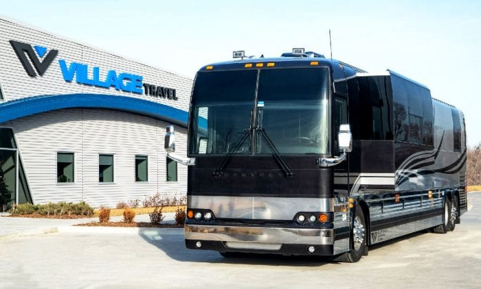 Chief Four Seasons coach entertainer leasing Nashville Tennessee