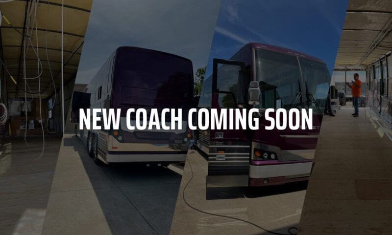 New coach coming soon